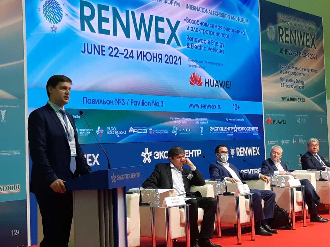 Renwex-2021: Россия входит в мировые тренды