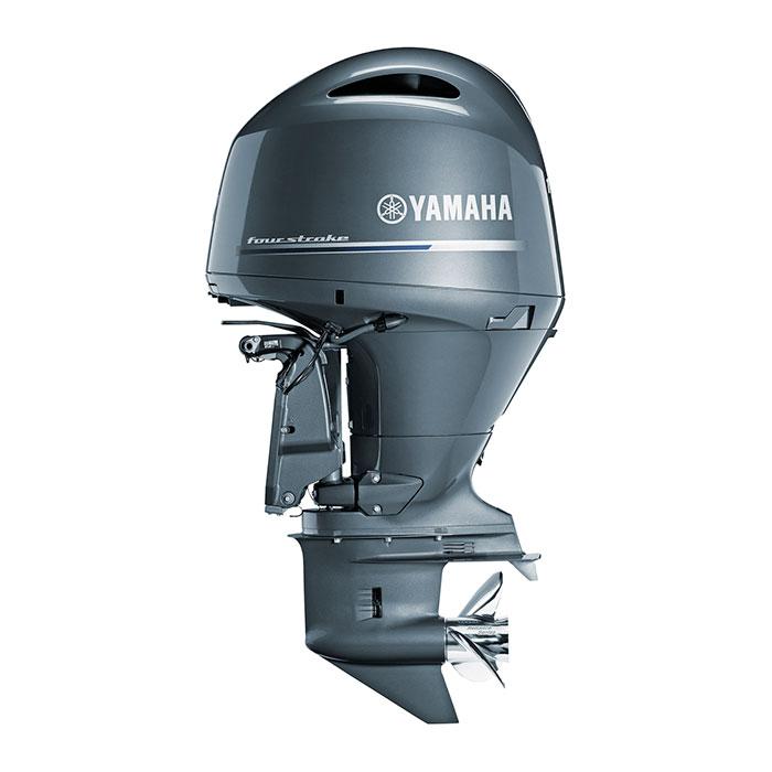 Yamaha F150DETX - каталог, цена, доставка