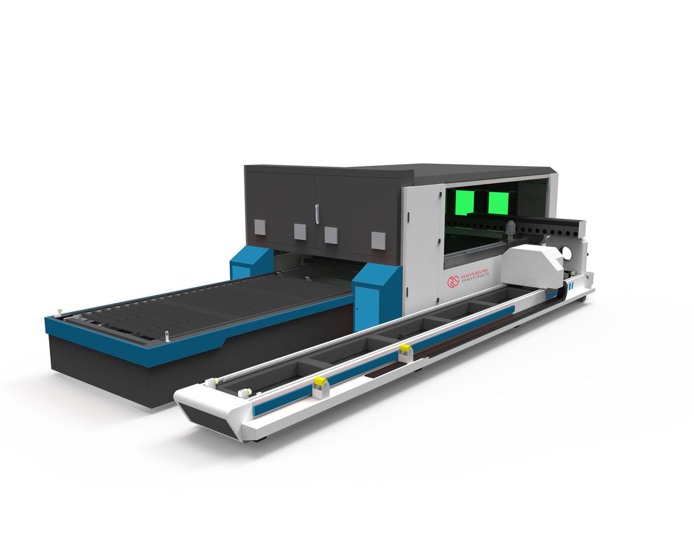 Станок для лазерной резки метала
