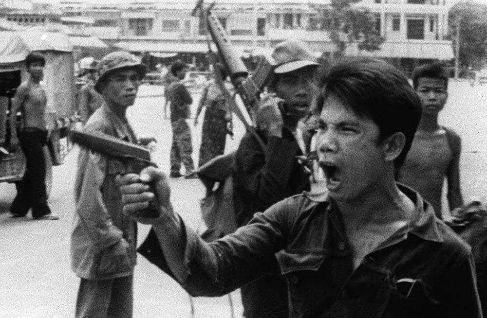 17 апреля 1975 года «красные кхмеры»