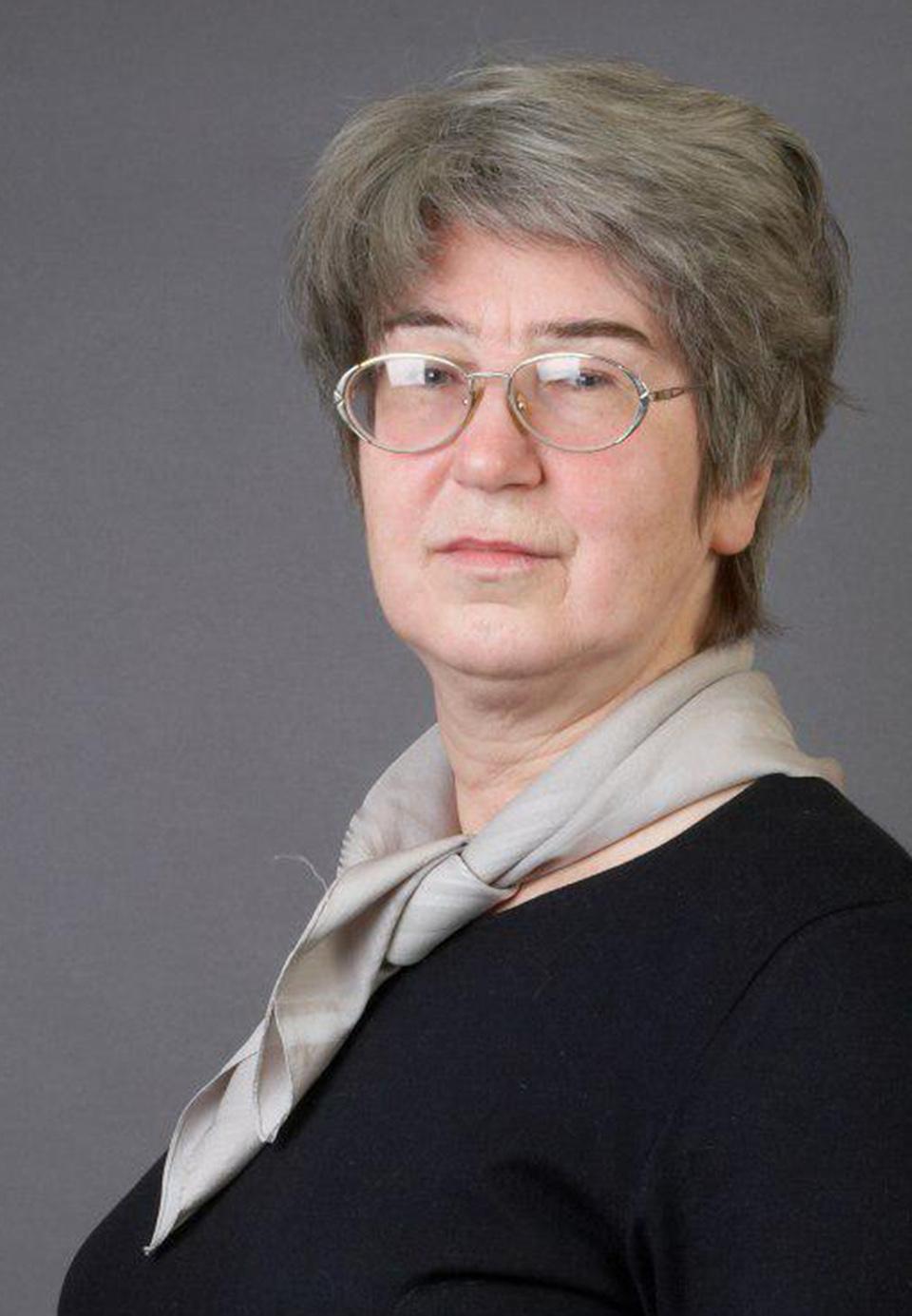 Лариса Щёкина, 66 лет
