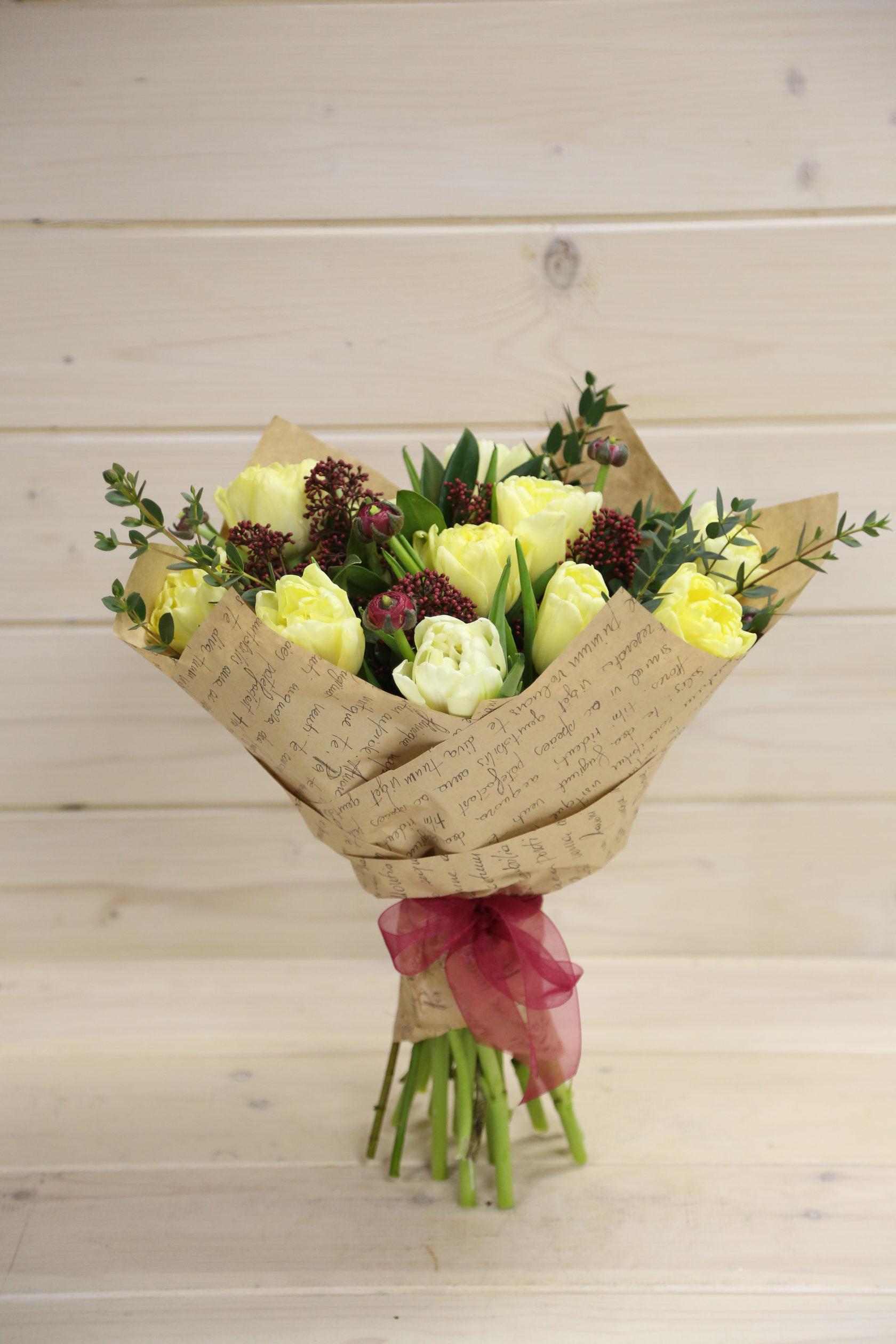 Купить цветы бутово северное