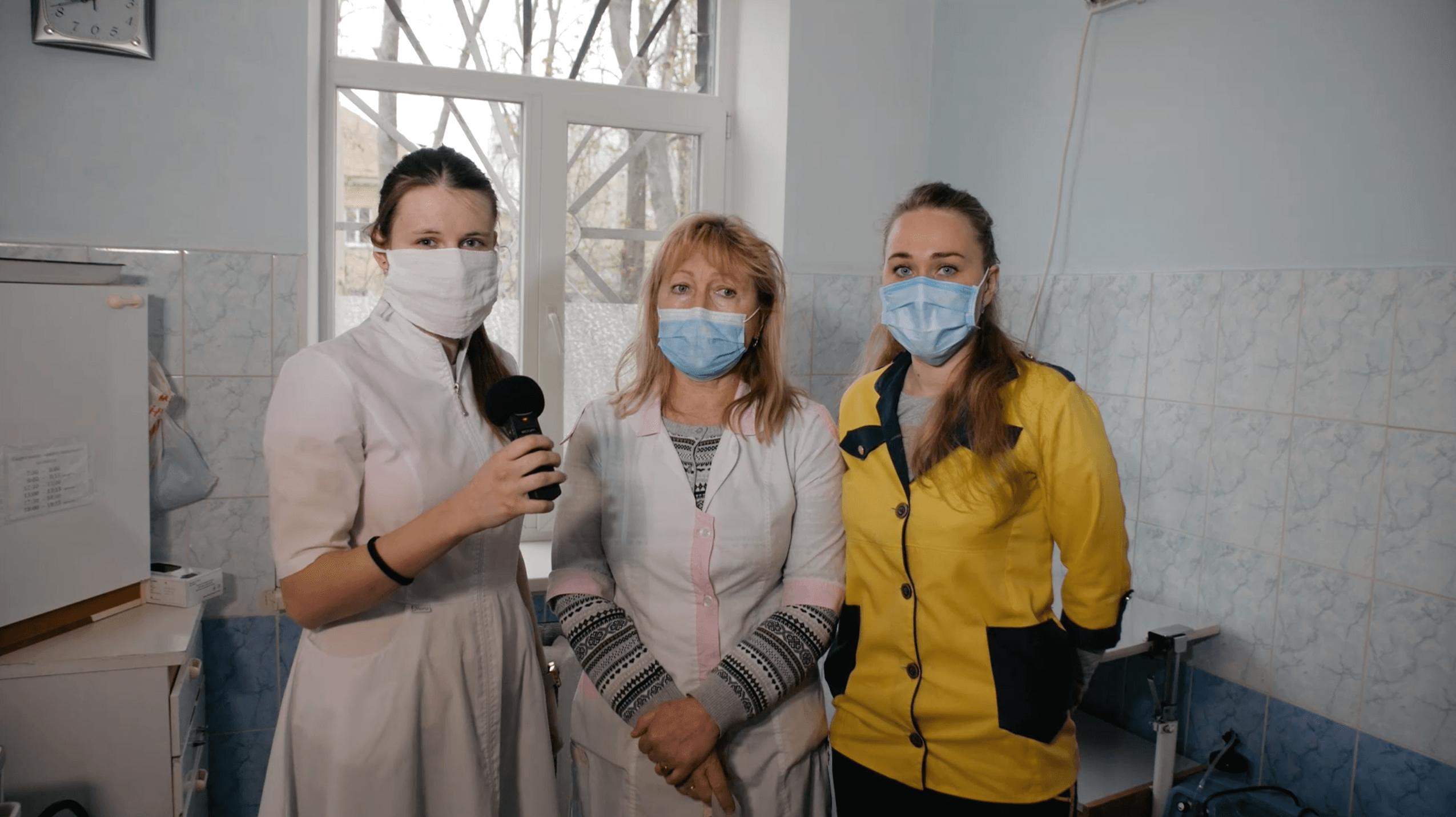 Обращение медиков к президенту Зеленскому