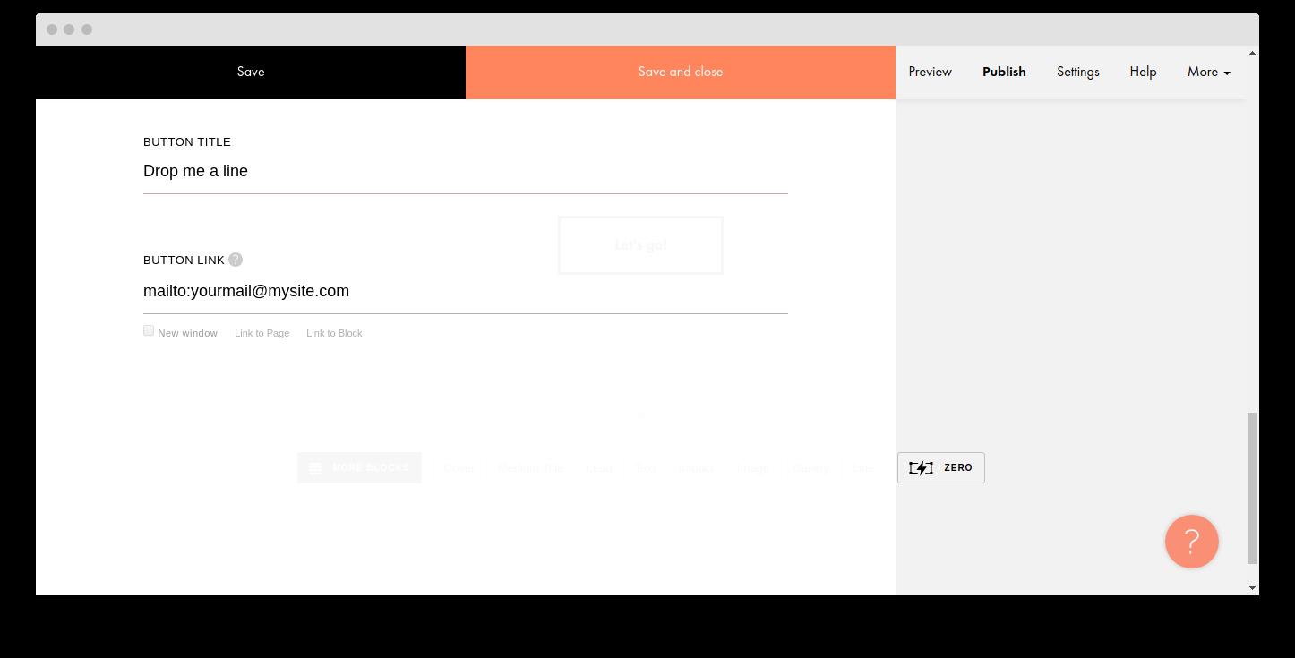 Mailto amocrm создание сайта на битрикс видео