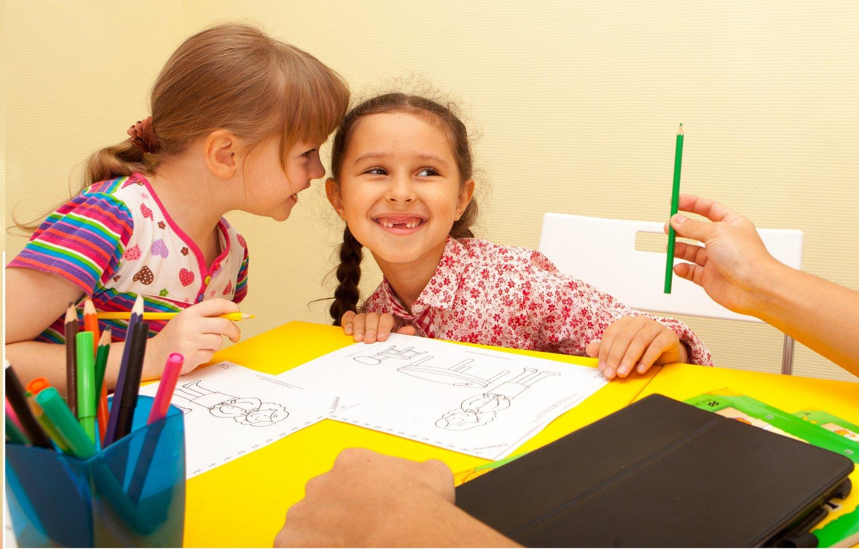 Готовим ребенка к школе в картинках