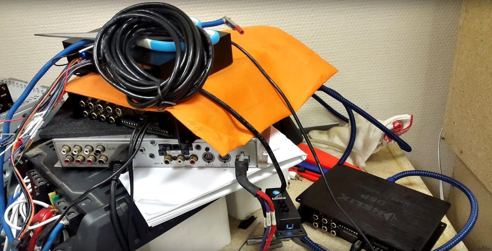 алпан против хеликс аудиопроцессор