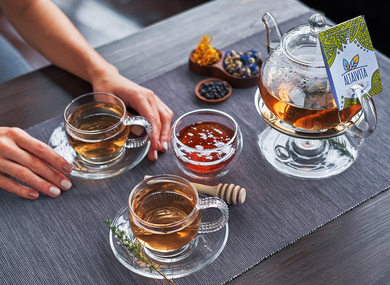 Алтайский край чай картинки