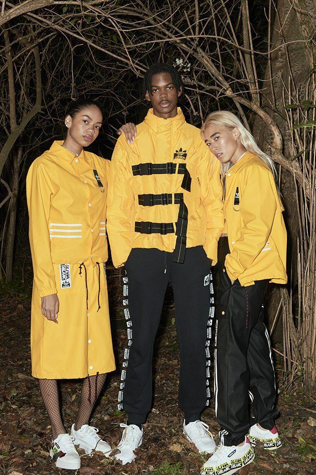 Новая коллекция Olivia Oblanc x adidas Originals 9203f388b06