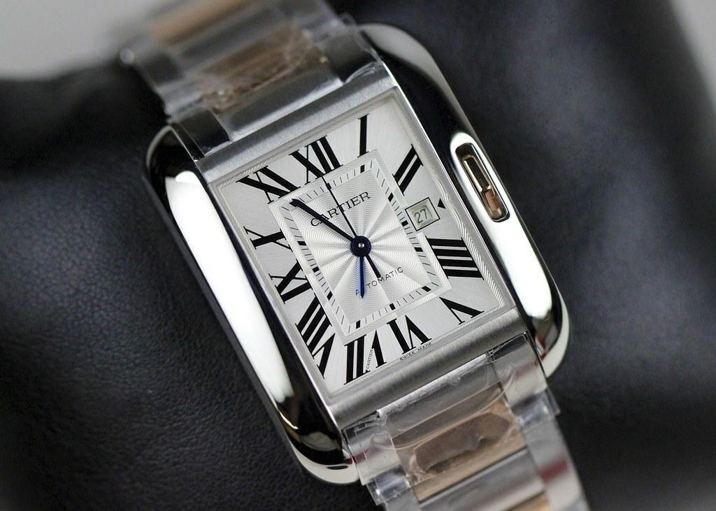 продать часы Cartier