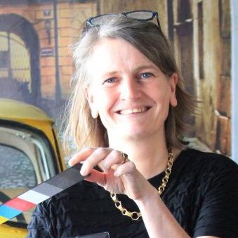 Polly Nash лектор Украинской Киношколы UKRAINIAN FILM SCHOOL