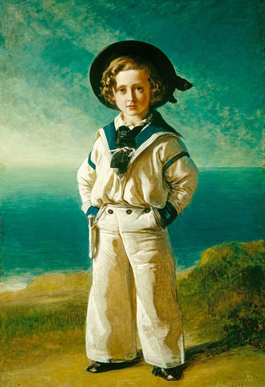 Портрет Альберта Эдуарда, Принца Уэльского