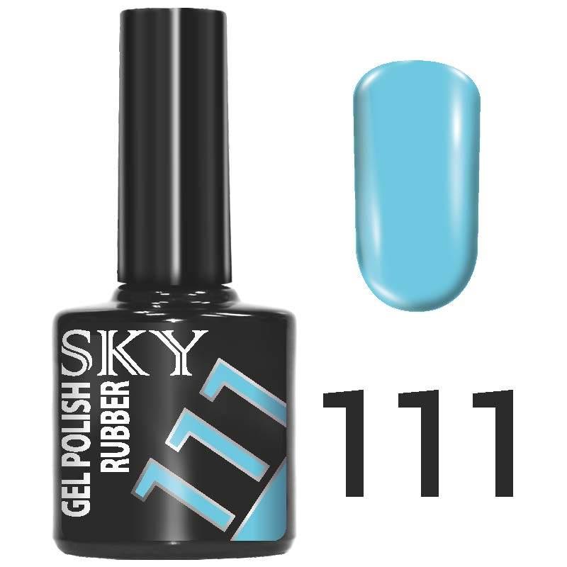 Sky gel №111
