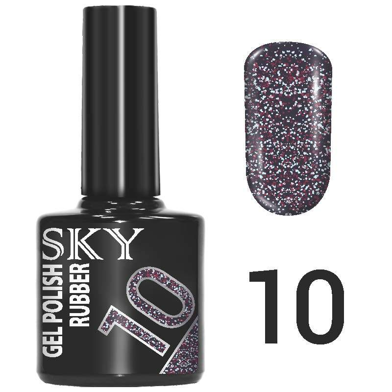 Sky gel №10