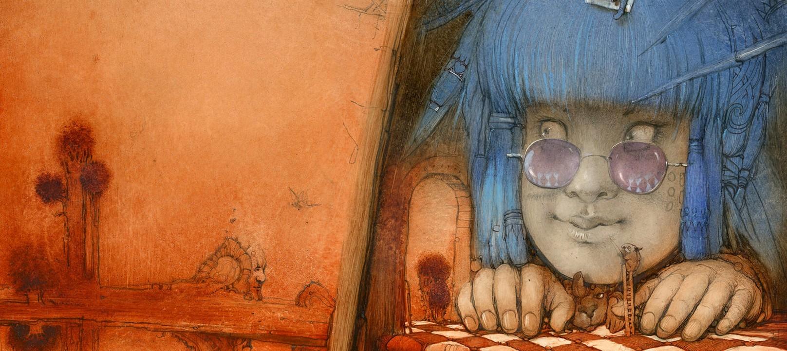 Alice's Adventures in Wonderland» Кирилла Чёлушкина