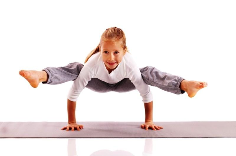 Йога для детей на Либедской