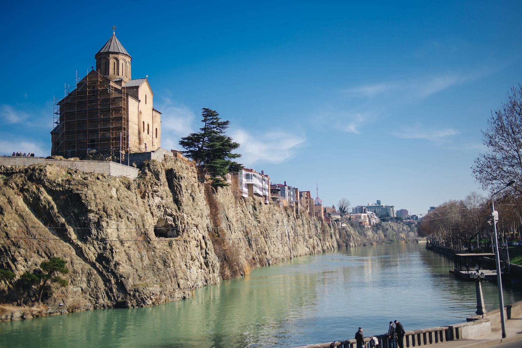 Экскурсии в Тбилиси