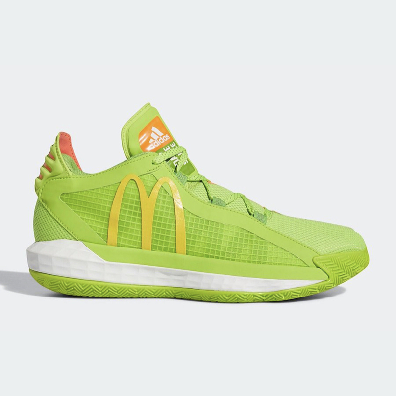 McDonald's x adidas Hoops Collection collab - How McDonald's implements its brand strategy using collaboration with Adidas