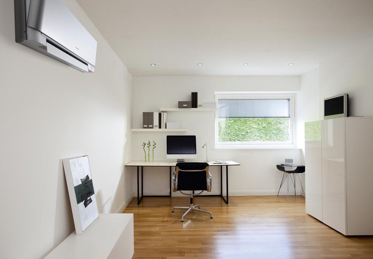 Климатическая установка типовой квартиры
