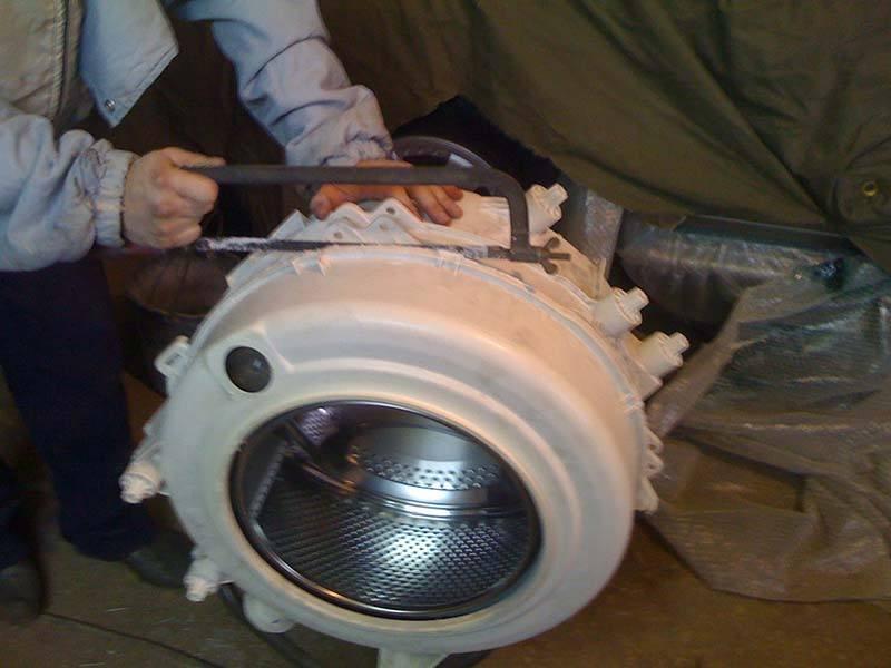 Заменить подшипники в стиральной машине