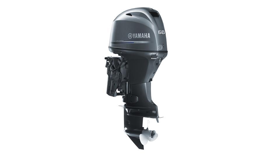 Yamaha F60FETL 60 л.с.