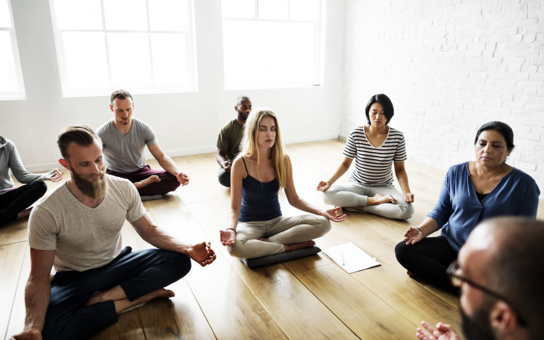 Йога терапия Киев