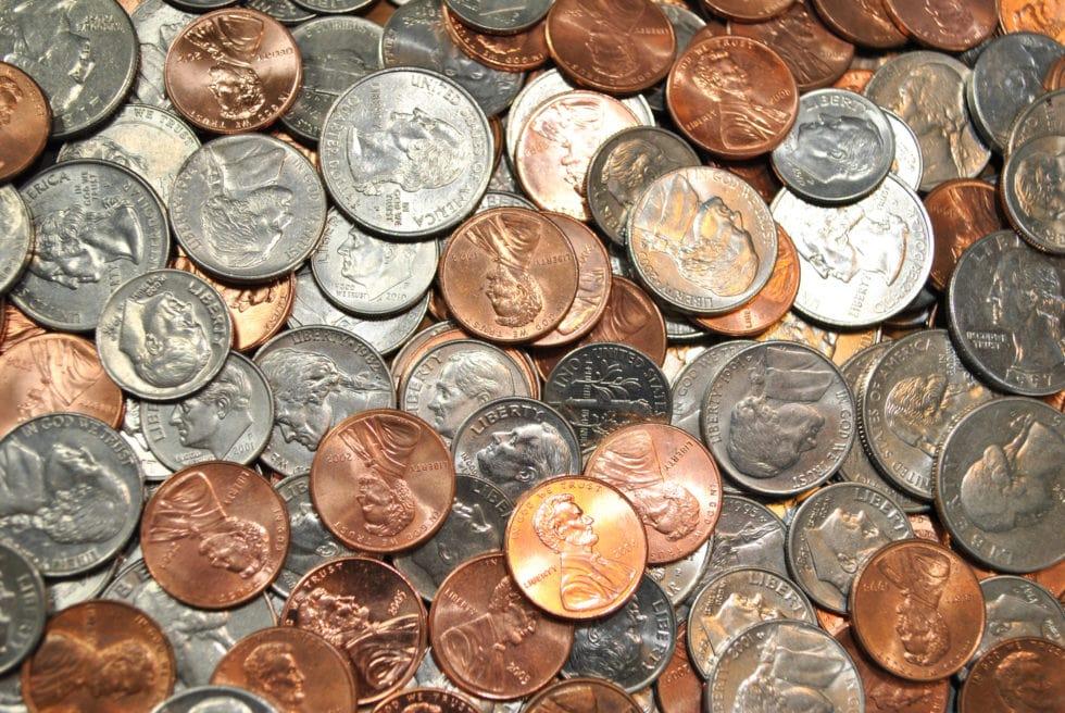 Как США решает проблему нехватки монет