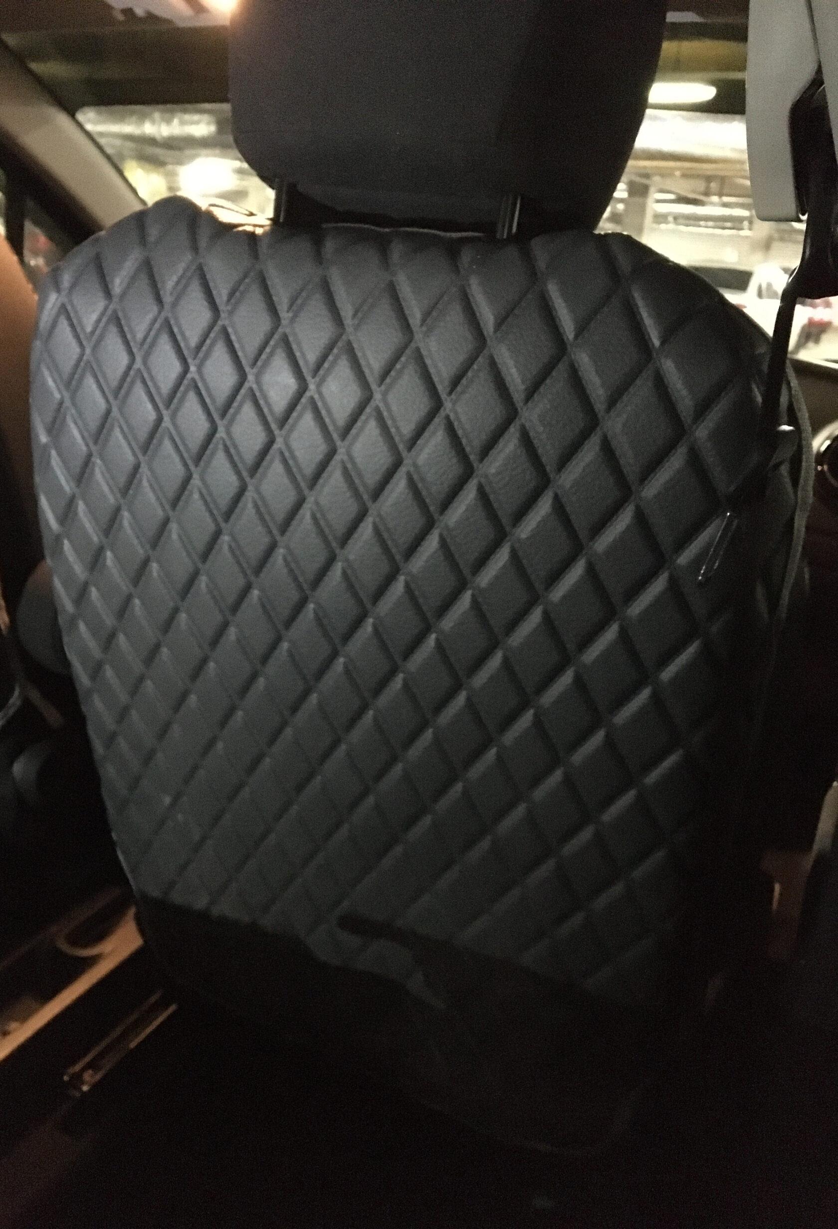Защитные накидки на заднюю часть сиденья автомобиля из ЕВА материала