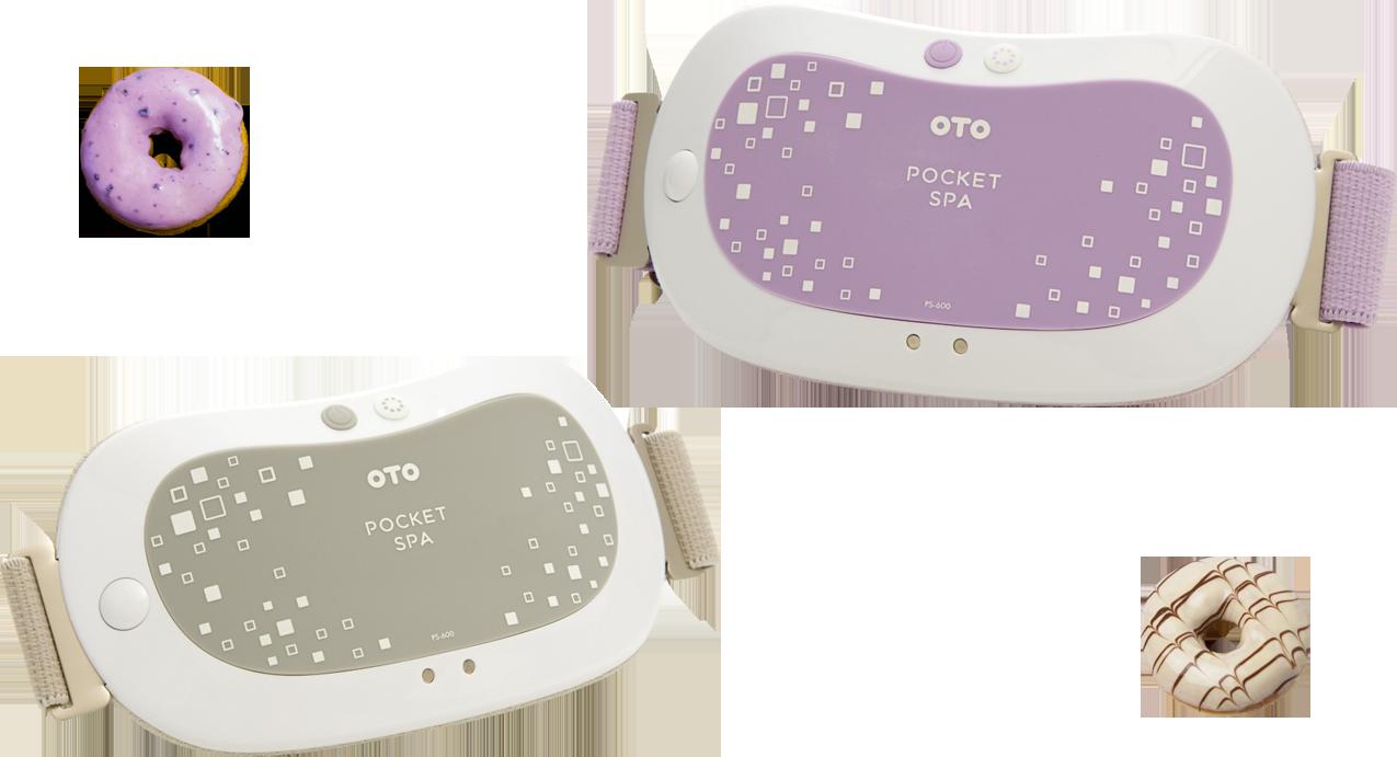 Тепловая виброподушка OTO Pocket Spa в магазине megamassager.ru