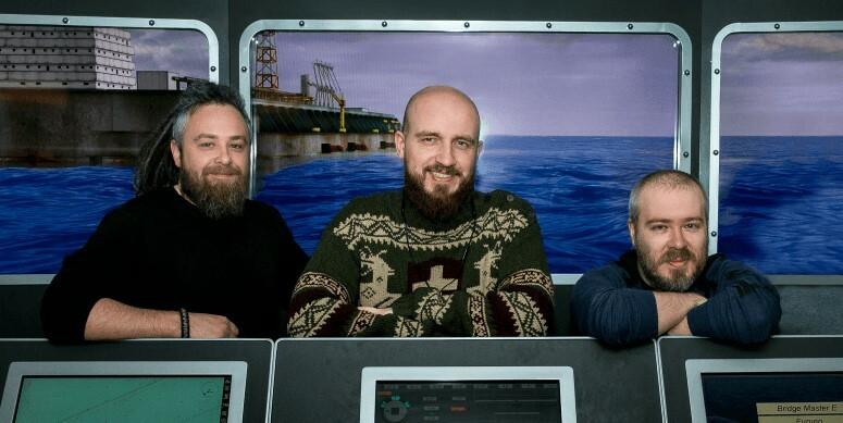 Marine Digital team and project
