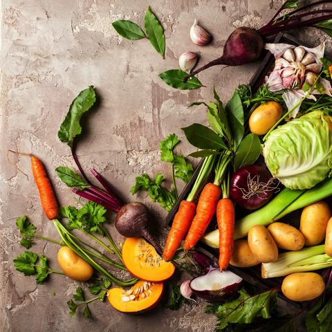 фрукты и овощи при повышенной кислотности