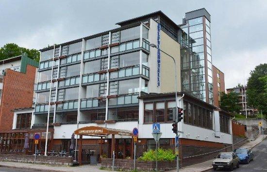 Отель в Лаппеенранте Lappeenranta Spa