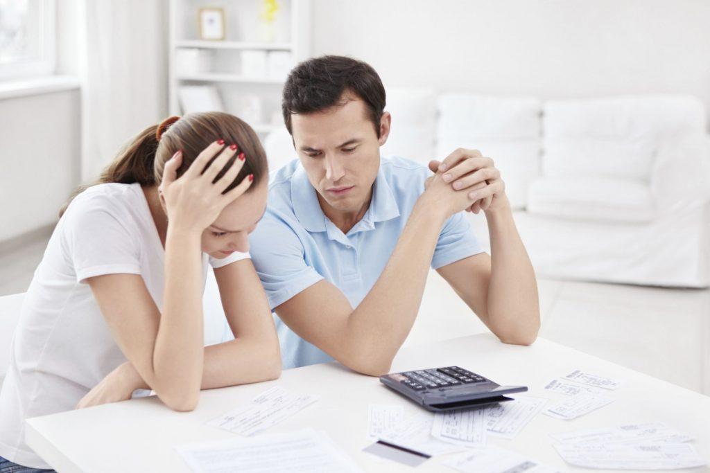 кредитные проблемы
