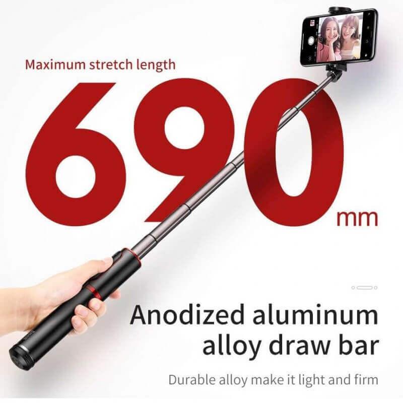 Селфи палка монопод Baseus Anker Bluetooth Selfie Stick SUDYZP-D19