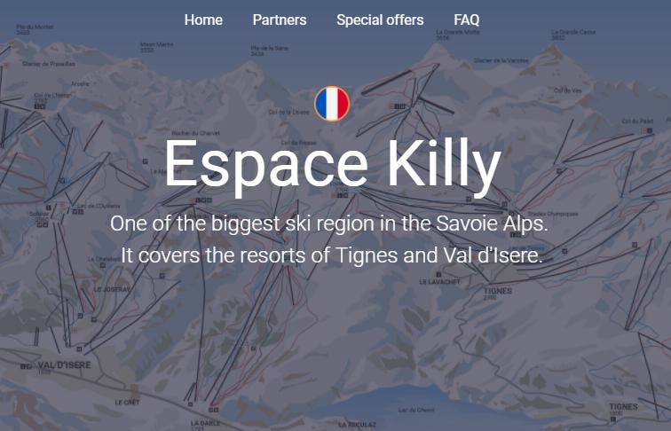 Skadi presents Espace Killy Tignes Val dIsere