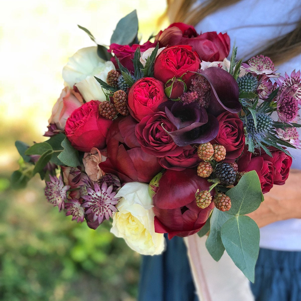 Доставка цветов, букет на свадьбу заказать харьков