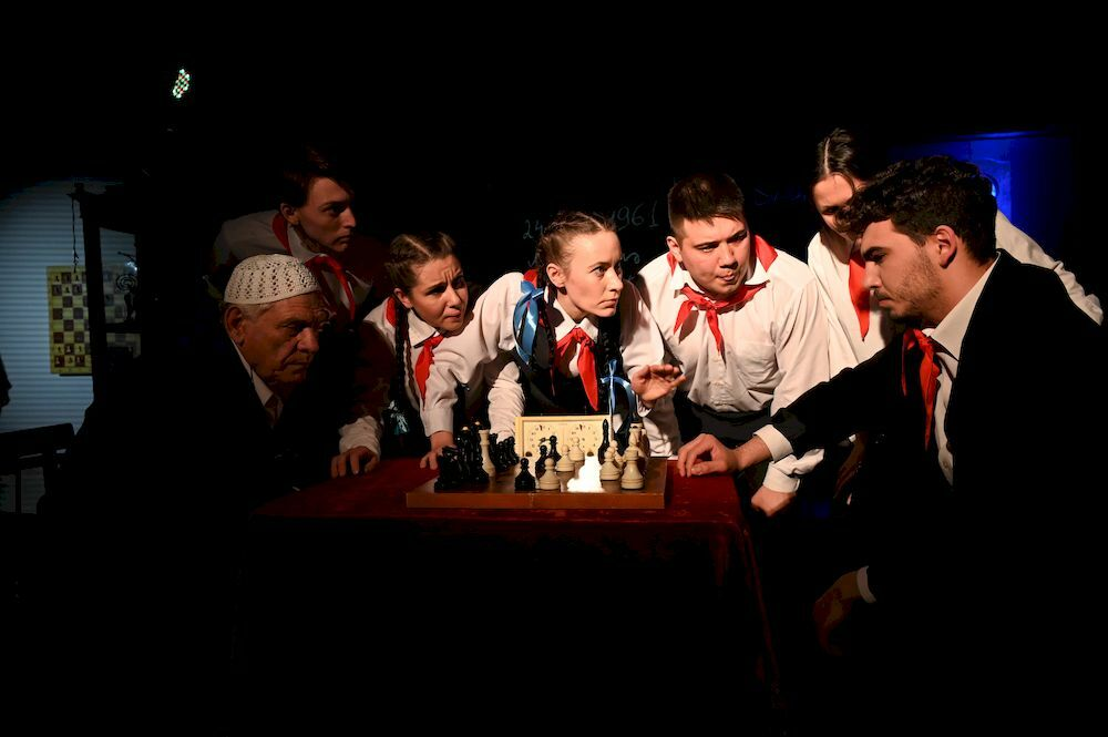 «Самат и черный король», автор Сюмбель Гаффарова, режиссер Тимур Кулов