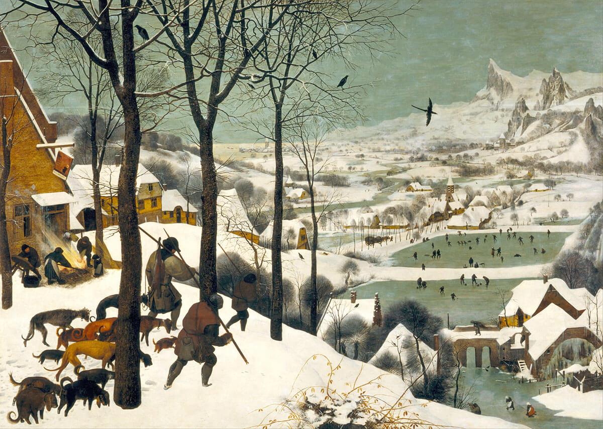 Малый ледниковый период — так называется эпоха глобального похолодания на Земле в течение XIV–XIX веков.