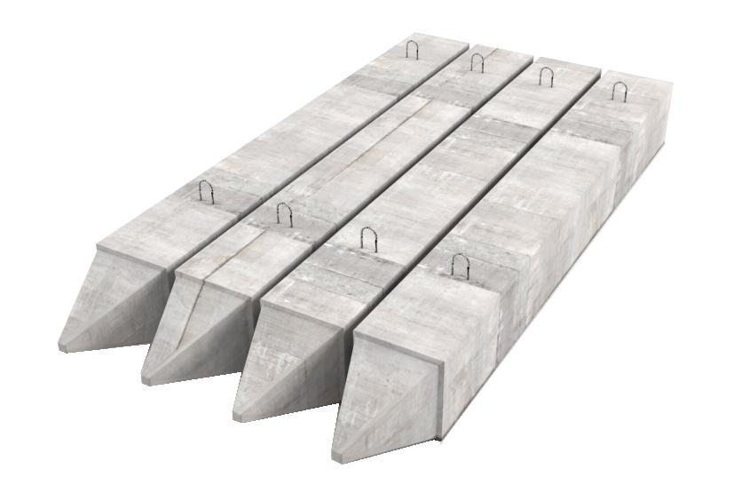 бетонная свая