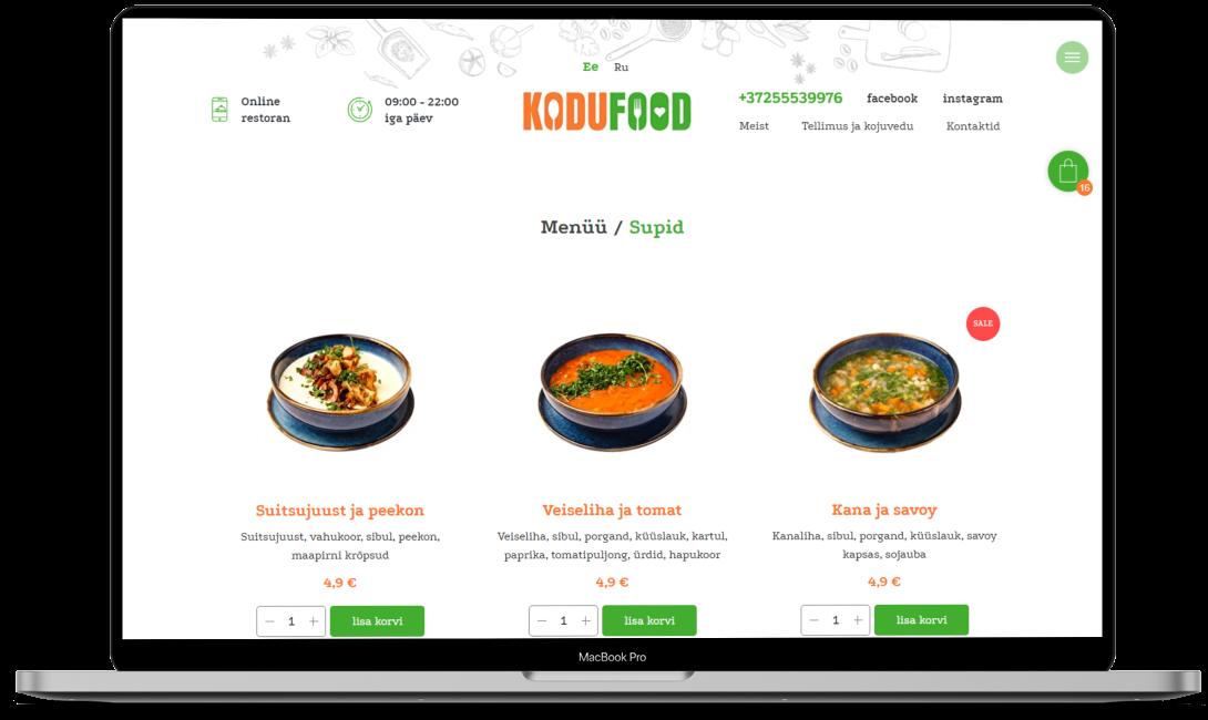 Ресторан Kodu Food