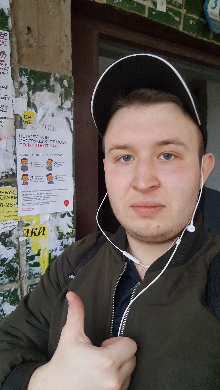 Партія Шарія Полтава поширює інформаційні листівки про коронавірус - фото