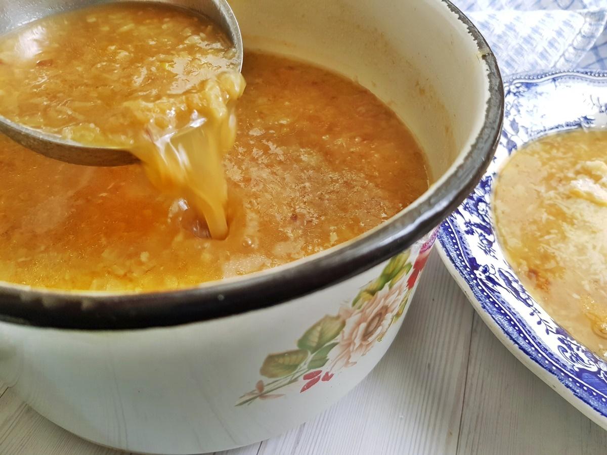 Вкусный луковый суп для похудения