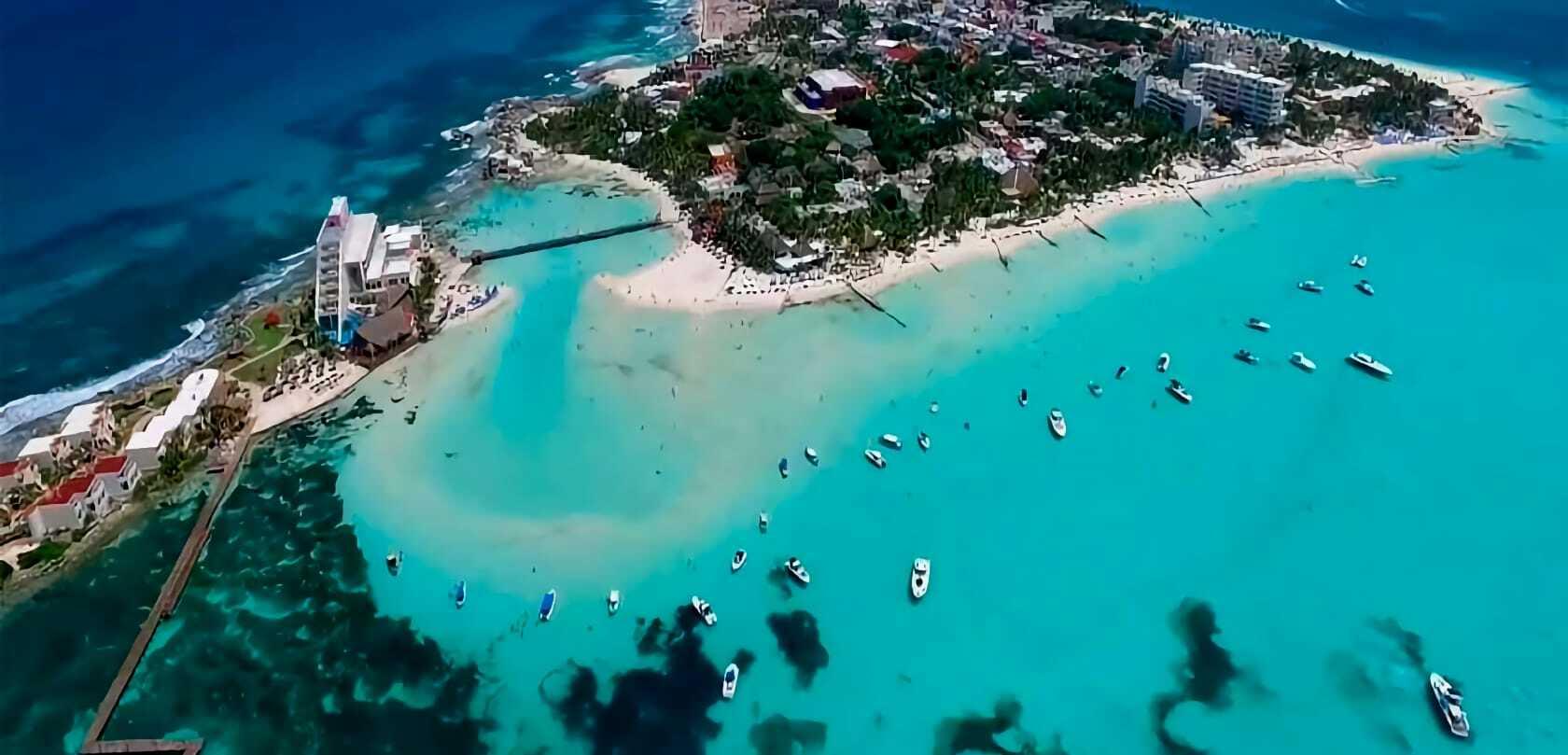 Остров Женщин - Канкун