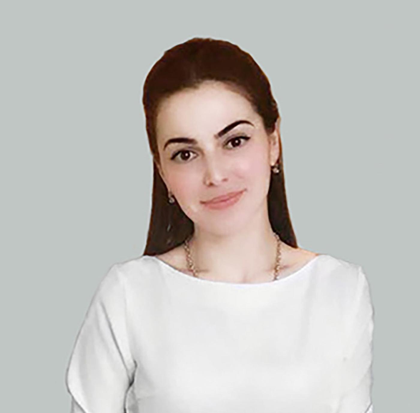 Карапетян Валентина Вартеваровна