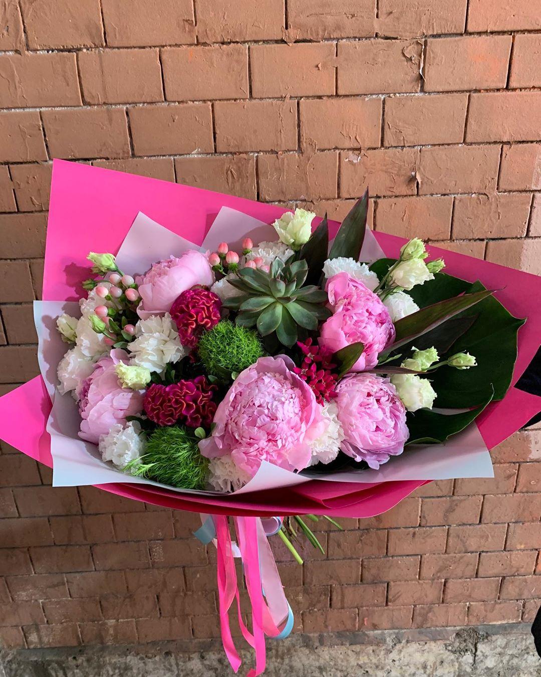 Цветы и букеты невский