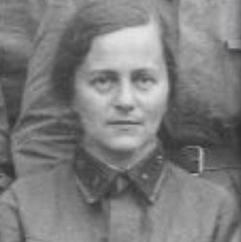 Анна Исааковна Гальсман  (1907-2002)