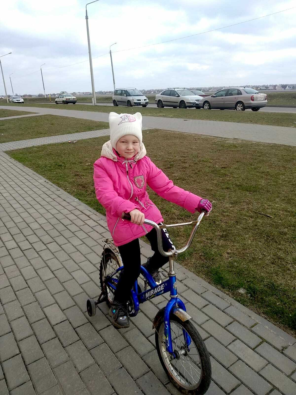 Беларусь: кибергаджет для Александры