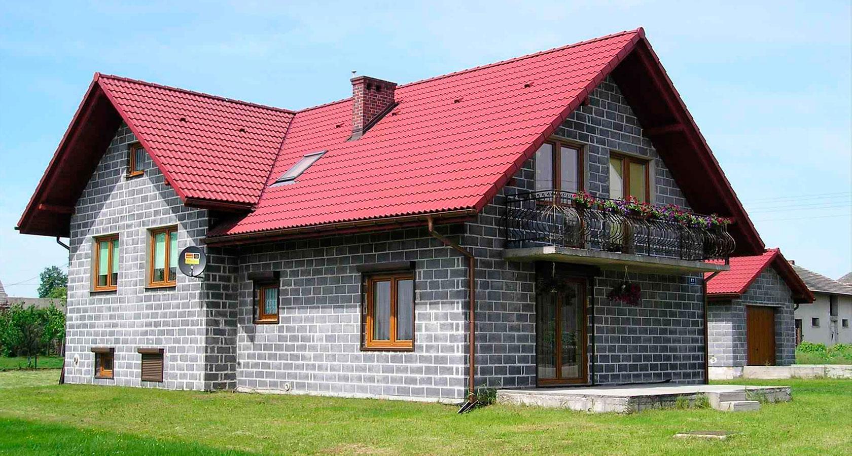 дом из шлакоблока плюсы и минусы отзывы
