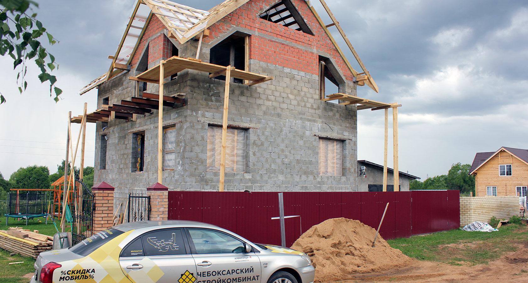 За сколько дом построить из керамзитобетона документ качества бетонной смеси образец