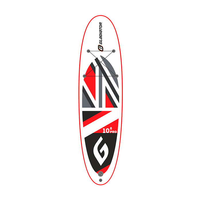 SUP-board Gladiator PRO 10'8