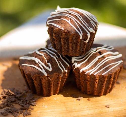 кекс , кекси , шоколад , глазурь , рецепт кексів , хлібозавод , кондитерські вироби Рівне